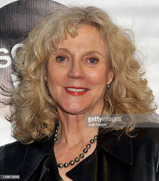 Actress Blythe Danner attends Soho Rep's Spring Gala 35 at The Angel Orensanz Foundation on April 30, 2012 in New York City.