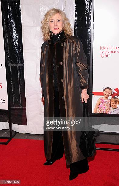 Actress Blythe Danner attends the world premiere of Little Fockers at Ziegfeld Theatre on December 15 2010 in New York City