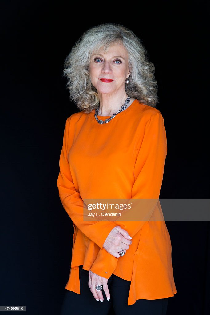 Blythe Danner, Los Angele Times, May 20, 2015