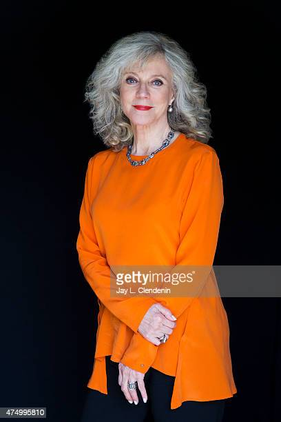 Actress Blythe Danner is photographed for Los Angeles Times on May 6 2015 in Los Angeles California PUBLISHED IMAGE CREDIT MUST READ Jay L...
