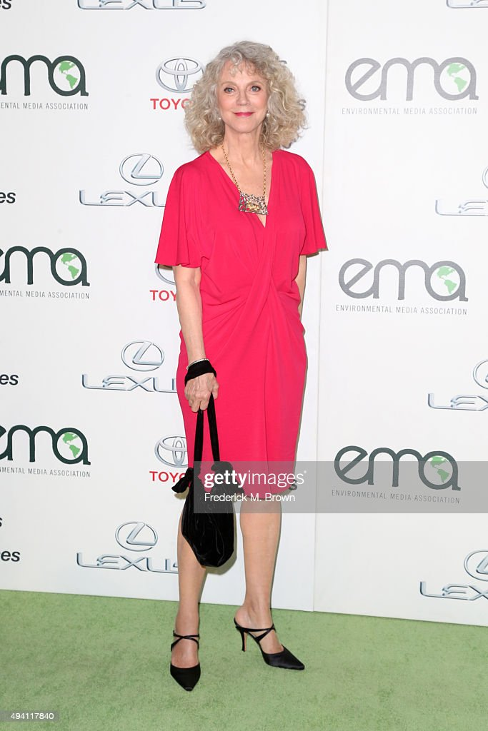 Environmental Media Association Hosts Its 25th Annual EMA Awards Presented By Toyota And Lexus - Arrivals : Foto jornalística