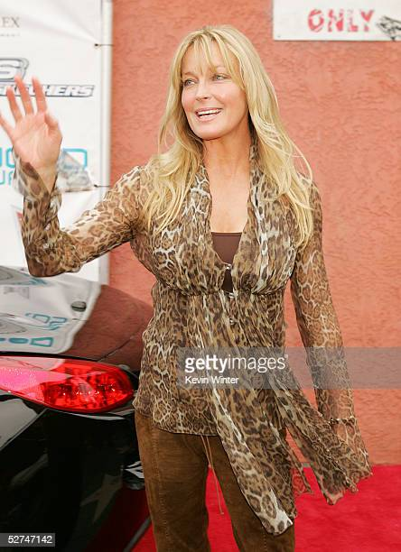 Actress Bo Derek arrives at the 7th Annual Young Hollywood Awards at the Music Box/Henry Fonda Theater on May 1 2005 in Los Angeles California