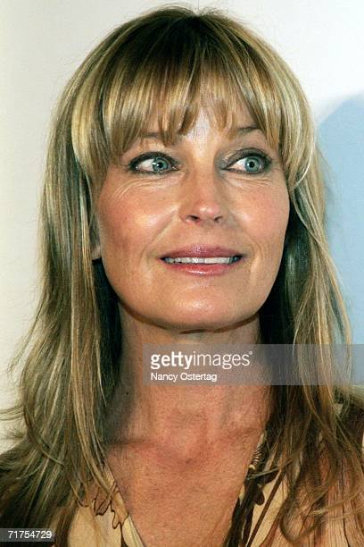 Actress Bo Derek attends the launch of MyNetwork TV, hosted by Capitol File at Cafe Milano August 30, 2006 in Washington, DC.