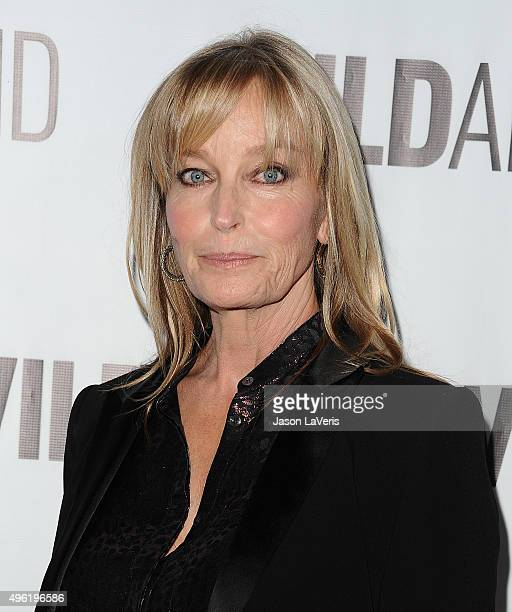 Actress Bo Derek attends WildAid 2015 at Montage Hotel on November 7, 2015 in Beverly Hills, California.