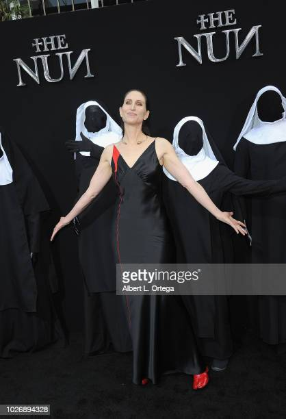 Actress Bonnie Aarons arrives the Premiere Of Warner Bros Pictures' 'The Nun' held at TCL Chinese Theatre on September 4 2018 in Hollywood California