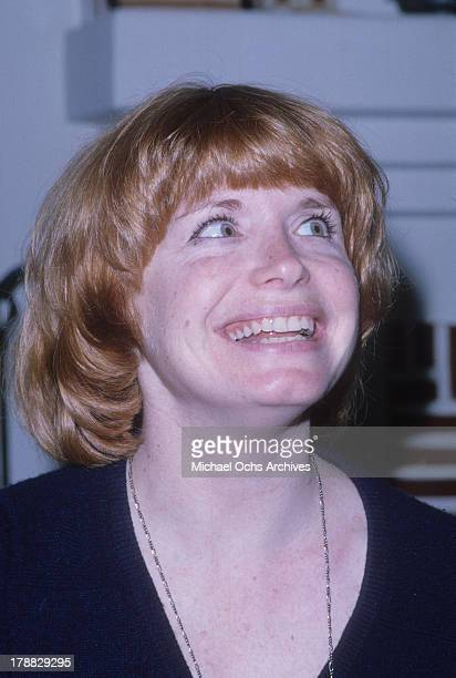 Actress Bonnie Franklin attends an event in circa 1975