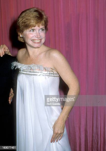 Actress Bonnie Franklin attends the 31st Annual Primetime Emmy Awards on September 9 1979 at Pasadena Civic Auditorium in Pasadena California