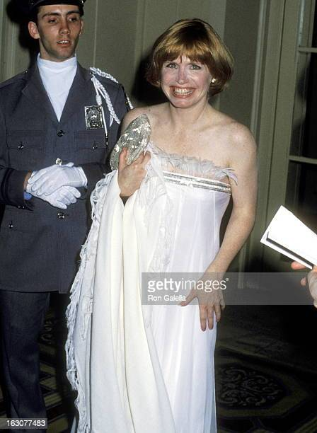 Actress Bonnie Franklin attends the 32nd Annual Tony Awards After Party on June 4 1978 at Shubert Theatre in New York City