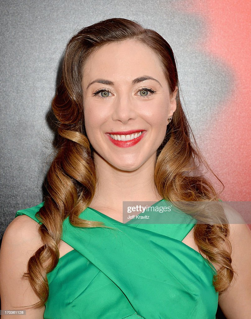 Actress Bonnie Kathleen Ryan attends HBO's 'True Blood' season 6 premiere at ArcLight Cinemas Cinerama Dome on June 11, 2013 in Hollywood, California.