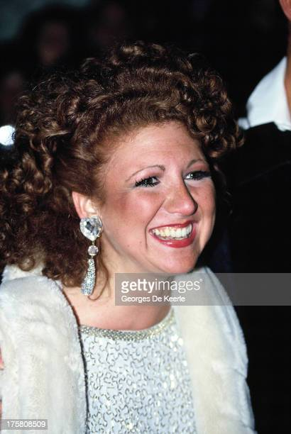 Actress Bonnie Langford in 1990 ca in London England