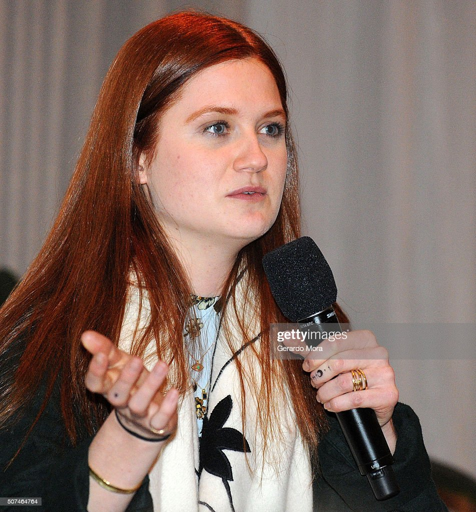 Actress Bonnie Wright attends the 3rd Annual Celebration Of Harry Potter at Universal Orlando on January 29, 2016 in Orlando, Florida.