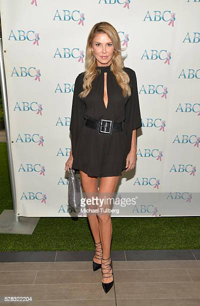 Actress Brandi Glanville attends the Associates For Breast and Prostate Cancer Studies' annual Mother's Day Luncheon at Four Seasons Hotel Los...