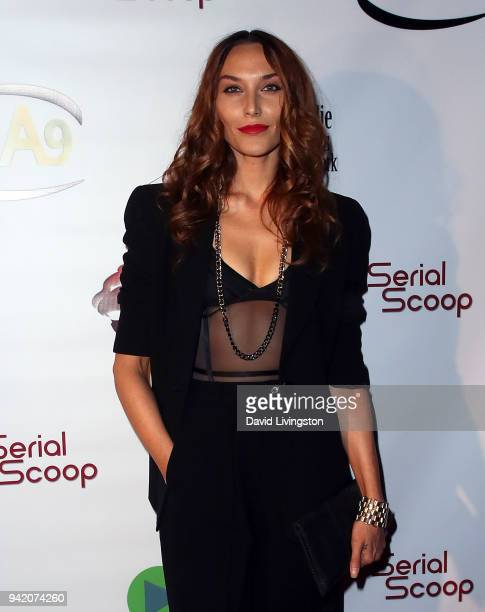 Actress Brandy Redd attends the 9th Annual Indie Series Awards at The Colony Theatre on April 4, 2018 in Burbank, California.