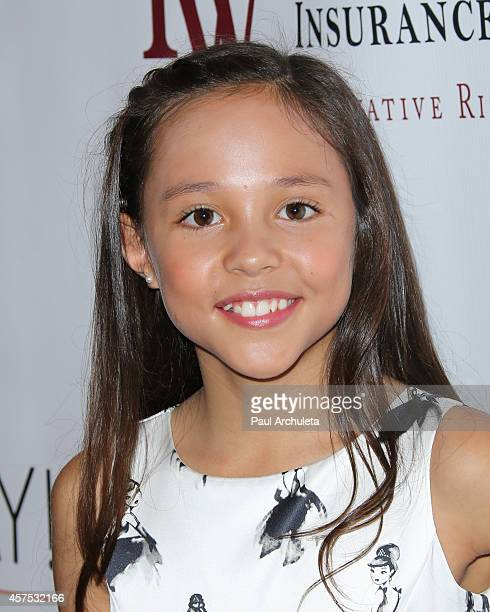 Actress Breanna Yde attends the 9th annual Denim Diamonds for Autism on October 19 2014 in Westlake Village California