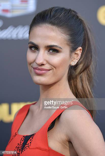 Actress Breanne Racano arrives at the Los Angeles premiere of 'Entourage' at Regency Village Theatre on June 1 2015 in Westwood California