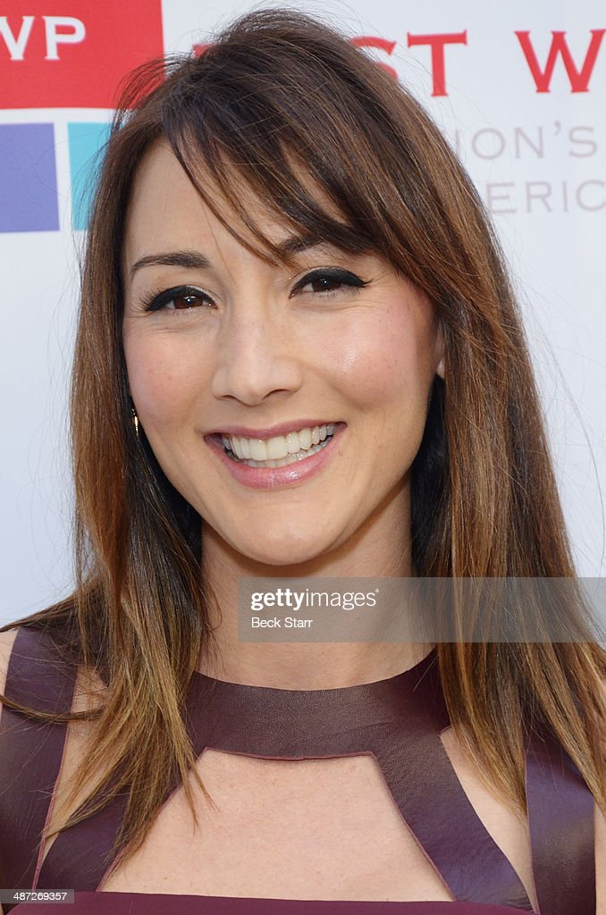 Actress Bree Turner arrives at Making Light East West Players 48th Anniversary Visionary Awards at Hilton Universal City on April 28, 2014 in Universal City, California.