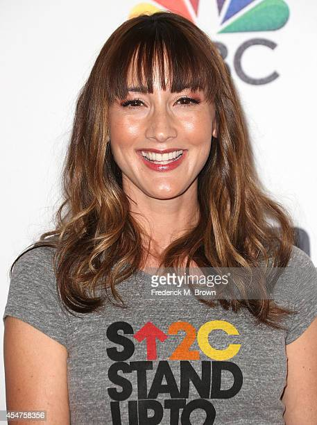 Actress Bree Turner attends Hollywood Unites for the 4th Biennial Stand Up for Cancer a Program of the Entetainment Industry Foundation at the Dolby...