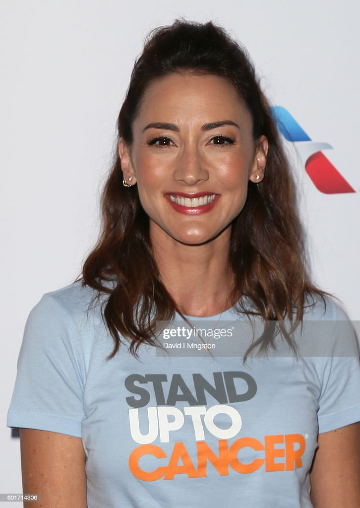 Hollywood Unites For The 5th Biennial Stand Up To Cancer (SU2C), A Program Of The Entertainment Industry Foundation (EIF) - Arrivals : News Photo