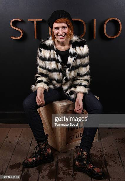 Actress Breeda Wool of XX attends The IMDb Studio featuring the Filmmaker Discovery Lounge presented by Amazon Video Direct Day Four during The 2017...