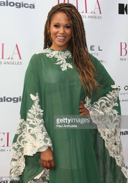 Actress Breegan Jane attends the BELLA Magazine Los Angeles summer Issue launch party at the Sofitel Los Angeles At Beverly Hills on June 23 2017 in...