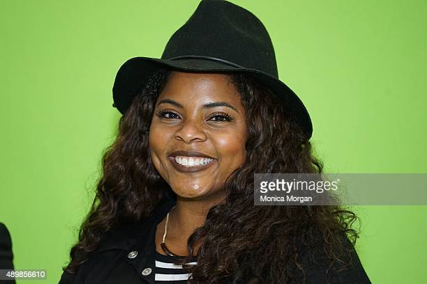 Actress Brely Evans at the 45th Annual Legislative Conference Congressional Black Caucus at Walter E Washington Convention Center on September 17...