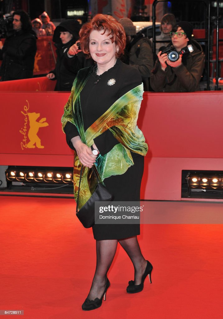 Actress Brenda Blethyn attends the 'London River' premiere during the 59th Berlin International Film Festival at the Berlinale Palast on February 10, 2009 in Berlin, Germany.