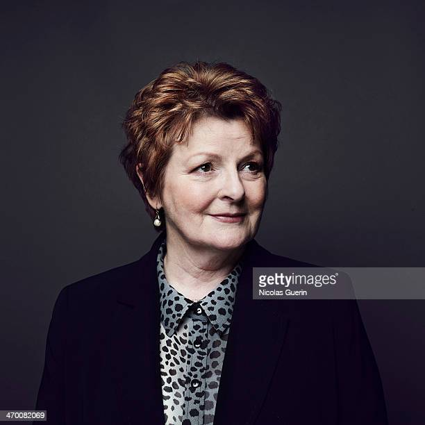 Actress Brenda Blethyn is photographed for Self Assignment during the 64th edition Berlin Film Festival on February 9 2014 in Berlin Germany
