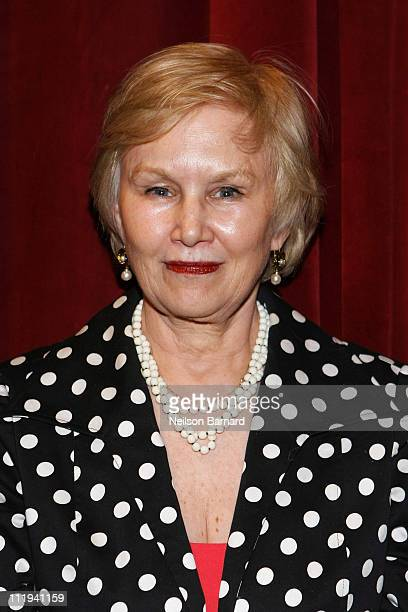 Actress Brenda Currin attends the 40th Anniversary MusicTheatre Jam at 10 Jay Street Dumbo on April 9 2011 in New York City