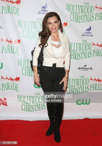 Actress Brenda Mejia attends the 87th Annual Hollywood Christmas Parade on November 25 2018 in Hollywood California