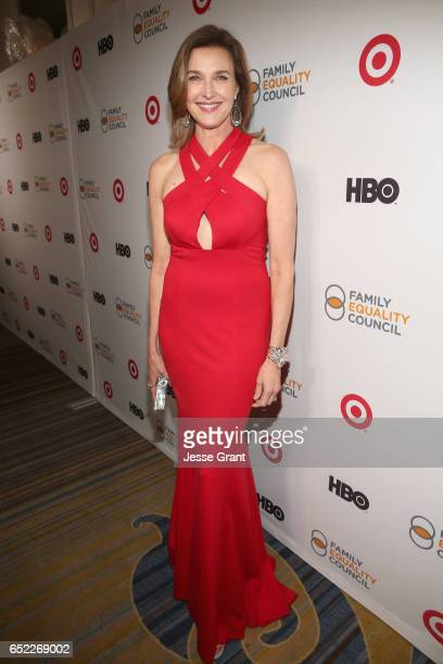 Actress Brenda Strong attends the Family Equality Council's Impact Awards at the Beverly Wilshire Hotel on March 11 2017 in Beverly Hills California