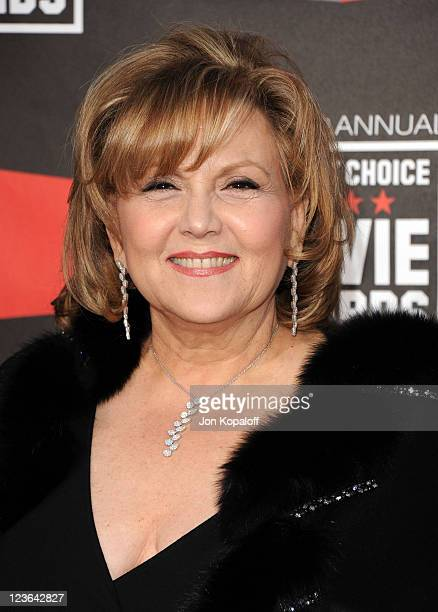 Actress Brenda Vaccaro arrives at the 16th Annual Critics' Choice Awards at the Hollywood Palladium on January 14 2011 in Los Angeles California
