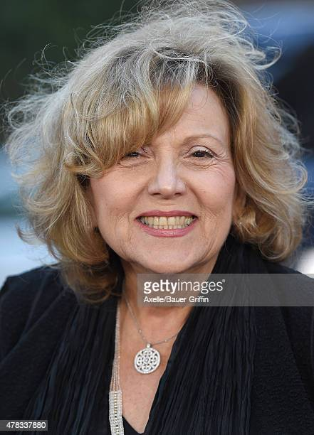 Actress Brenda Vaccaro arrives at the 2015 Los Angeles Film Festival opening night premiere of 'Grandma' at Regal Cinemas LA Live on June 10 2015 in...