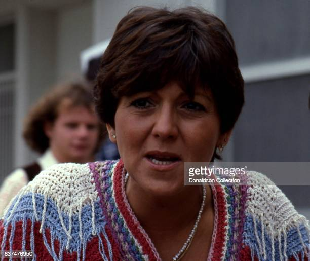 Actress Brenda Vaccaro attends SAG and AFTRA Actors On Strike in circa 1980 in Los Angeles California