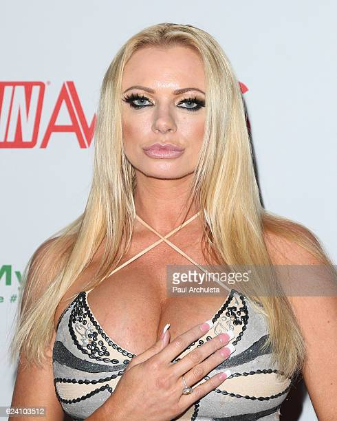 Actress Briana Banks attends the 2017 AVN Awards nomination party at Avalon on November 17 2016 in Hollywood California