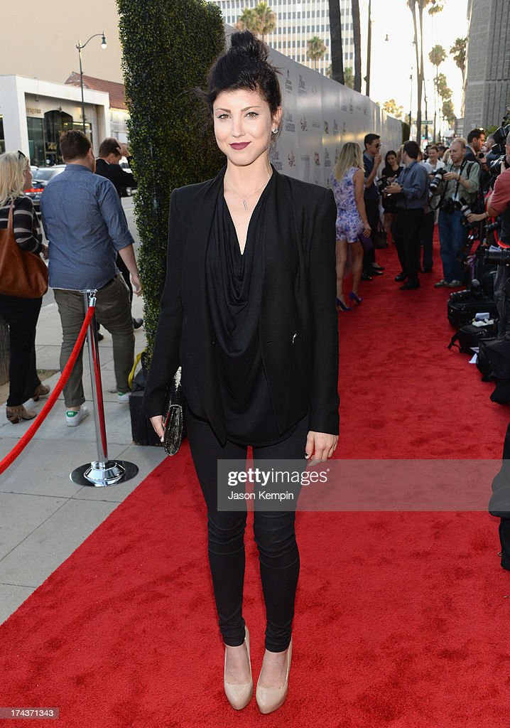 """AFI & Sony Picture Classics Hosts The Premiere Of """"Blue Jasmine"""" - Red Carpet : News Photo"""