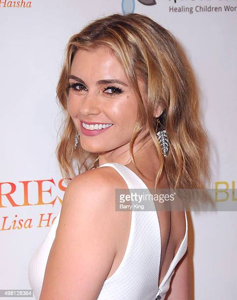 Actress Brianna Brown attends the 2nd Annual Legacy Series Charity Gala at The Casa Del Mar Hotel on November 20 2015 in Santa Monica California