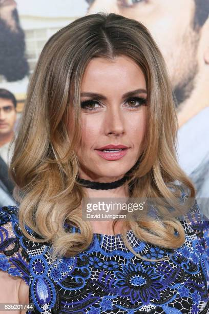 Actress Brianna Brown attends the premiere of Warner Bros Pictures' 'Fist Fight' at Regency Village Theatre on February 13 2017 in Westwood California