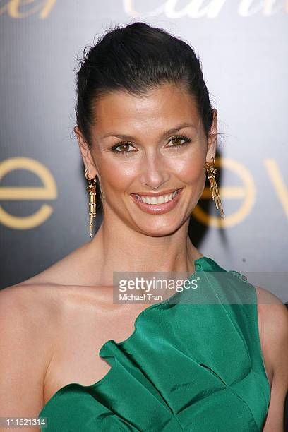 Actress Bridget Moynahan arrives at the 3rd Annual Cartier LOVE charity event held at the private residence of William and Maria Bell on June 18 2008...