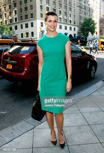 Actress Bridget Moynahan arrives at the Annual Charity Day Hosted By Cantor Fitzgerald And BGC at the Cantor Fitzgerald Office on September 11 2013...