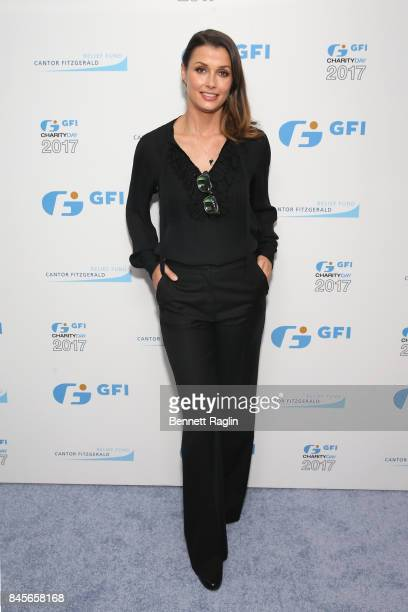 Actress Bridget Moynahan attends Annual Charity Day hosted by Cantor Fitzgerald BGC and GFI at GFI Securities on September 11 2017 in New York City