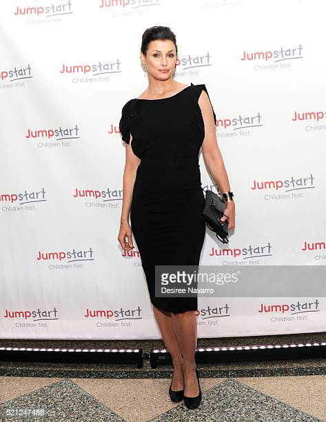Actress Bridget Moynahan attends Jumpstart's 11th Annual Scribbles to Novels Gala at Pier Sixty at Chelsea Piers on April 14 2016 in New York City