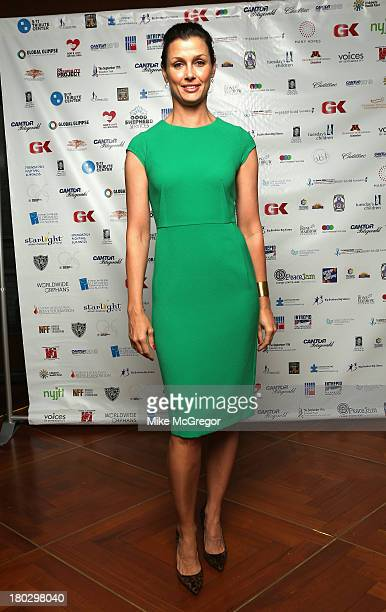 Actress Bridget Moynahan attends the Annual Charity Day Hosted By Cantor Fitzgerald And BGC at the Cantor Fitzgerald Office on September 11 2013 in...