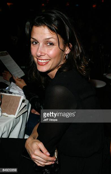 Actress Bridget Moynahan attends the Children Mending Hearts Gala held at the House Of Blues on February 18 2009 in Hollywood California
