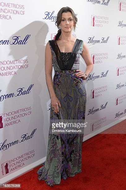 Actress Bridget Moynahan attends The Endometriosis Foundation of America's Celebration of The 5th Annual Blossom Ball at Capitale on March 11 2013 in...