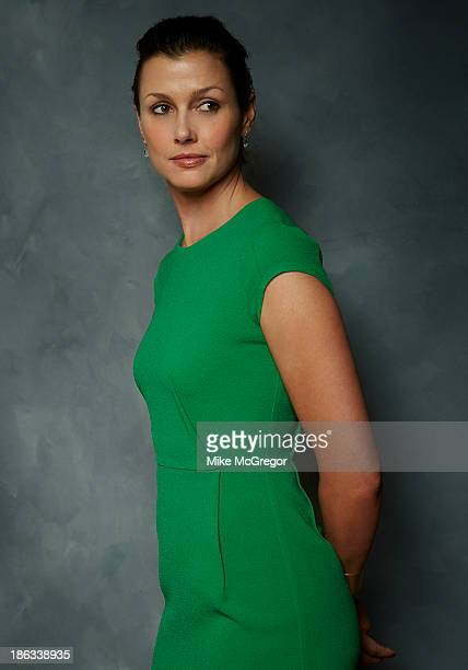 Actress Bridget Moynahan is photographed for Self Assignment on September 11, 2013 in New York City.