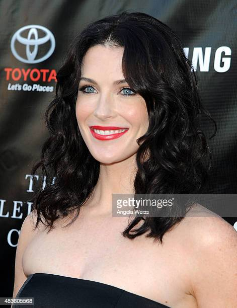 Actress Bridget Regan attends the Project Greenlight Season 4 Winning Film premiere The Leisure Class presented by Matt Damon Ben Affleck Adaptive...