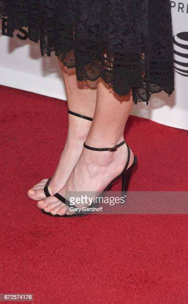 bridget regan feet