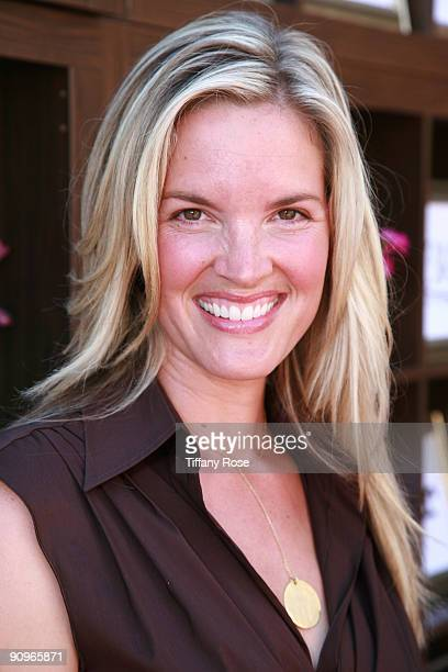 Actress Bridgette Wilson attends Day 1 of GBK's 2009 Emmy Gift Lounge on September 18 2009 in Beverly Hills California
