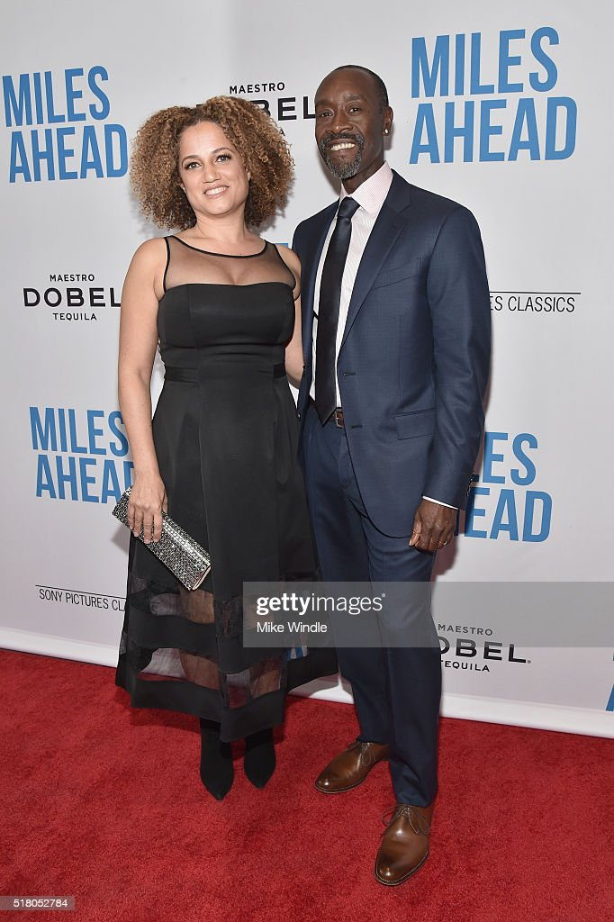 """Premiere Of Sony Pictures Classics' """"Miles Ahead"""" - Arrivals : News Photo"""