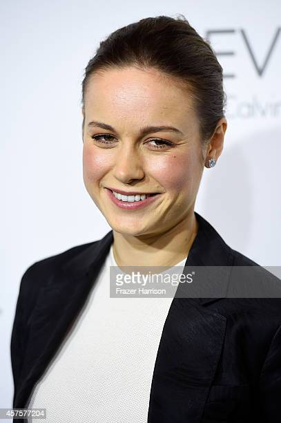 Actress Brie Larson arrives at ELLE's 21st Annual Women In Hollywood at Four Seasons Hotel Los Angeles at Beverly Hills on October 20, 2014 in...